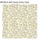 Sweet  Chintz Gold
