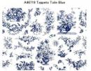 Tappeto Toile Blue   A46719